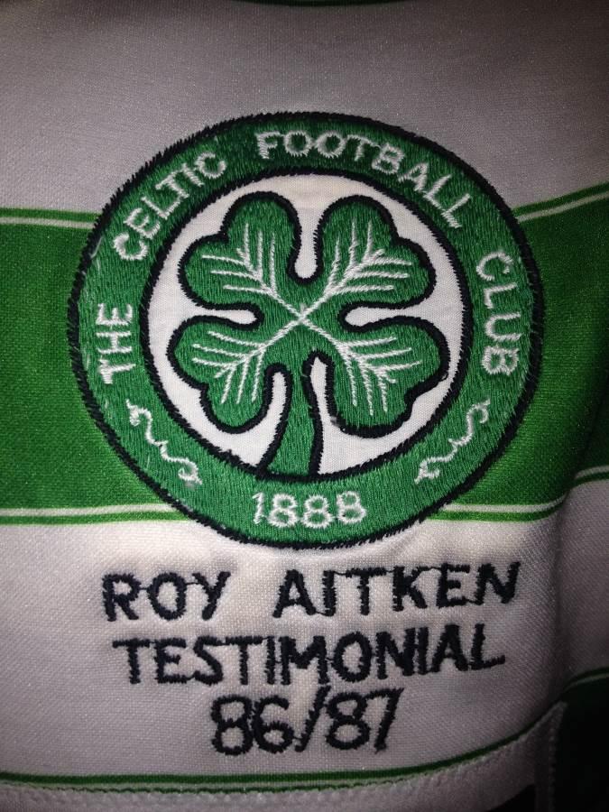 Roy Aitken Testimonial