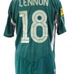Neil Lennon - Scottish Cup Final 2004 Rear