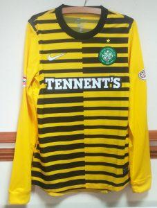 Kayal - 2011-12 - Third Shirt - Front